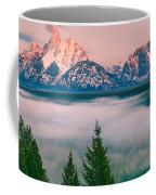 Snake River Overlook - Grand Teton National Park Coffee Mug