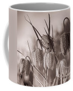 Snake's Head Fritillary  Coffee Mug