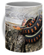 Snakes On A Stump Coffee Mug