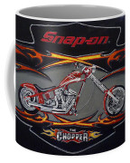 Snap-on Chopper Coffee Mug