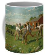 Snap The Whip The Met Coffee Mug