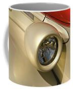 Snazzy Headlamp On Antique Car Coffee Mug