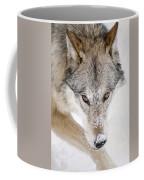 Sneaky Wolf Coffee Mug