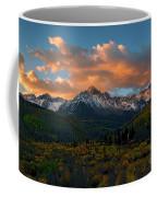 Sneffels Autumn Sunrise Coffee Mug