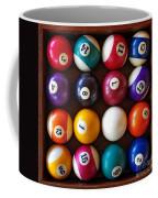 Snooker Balls Coffee Mug