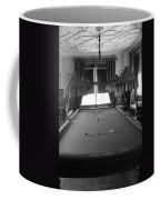 Snooker Room Coffee Mug