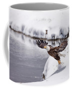 Snow Ballet Coffee Mug