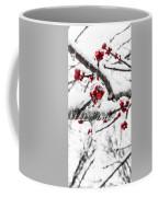 Snow Berry Coffee Mug