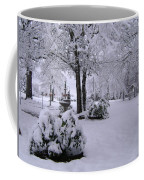 Snow Bush Coffee Mug