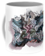 Snow Capped Cloth Coffee Mug