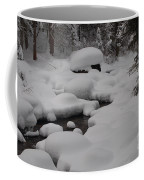 Snow Capret Coffee Mug