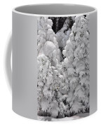 Snow Coat Coffee Mug