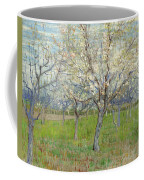 Snow-covered Field With A Harrow After Millet Saint Remy De Provence, January 1890 Vincent Van Gog Coffee Mug