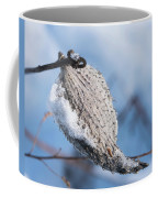 Snow-covered Pod Coffee Mug