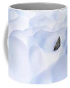 Snow-covered Rocks In Yosemite Coffee Mug