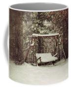 Snow Covered Swing Coffee Mug