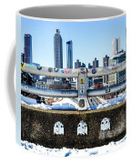 Snow Day In The A Coffee Mug