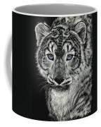 Snow Dragon Leopard Coffee Mug
