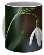 Snow Drop Coffee Mug