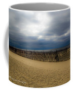 Snow Fence II Coffee Mug