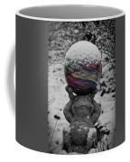 Snow Frog Coffee Mug