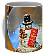 Snow Globe Coffee Mug