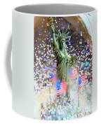 Snow Globe Liberty Coffee Mug