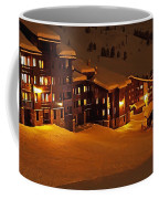 Snow Glow Coffee Mug