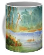 Snow Goose Landing Coffee Mug