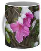 Snow In Houston Coffee Mug