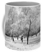 Snow In South Park Coffee Mug