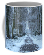 Snow In The Avenue Coffee Mug
