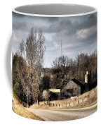 Snow Is In The Air Coffee Mug