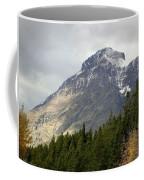 Snow Kissed Giant Coffee Mug