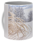 Snow Laden Coffee Mug