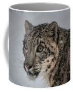 Snow Leopard 2 Coffee Mug