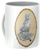 Snow Leopard - Renewed Perception Coffee Mug