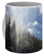 Snow Lift Coffee Mug