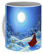 Snow Like Stars Coffee Mug