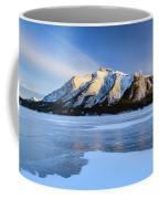 Snow Line Coffee Mug