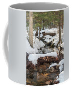 Snow Melt Coffee Mug