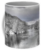 Snow On The Staunton Coffee Mug