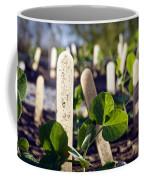 Snow Peas Please Coffee Mug