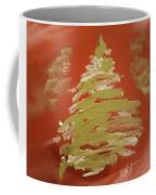 Snow Pines Coffee Mug