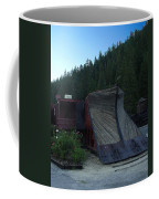 Snow Plow Coffee Mug