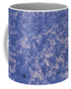 Snow Prints Coffee Mug