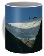 Snow Rock And Shadow Coffee Mug