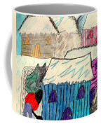 Snow Shovel Coffee Mug