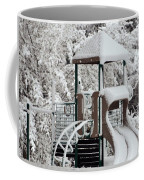 Snow Slide Coffee Mug