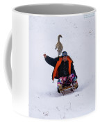 Snow Sports That Can Be Done With Your Dog Coffee Mug